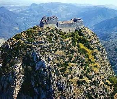 Katharslottet Montsegur